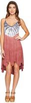 Culture Phit Kelsee Spaghetti Strap Tie-Dye Dress Women's Dress