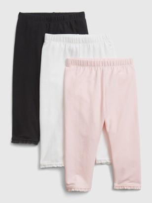 Gap Baby Pull-On Leggings (3-Pack)
