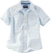 Osh Kosh Striped Button-Front Shirt