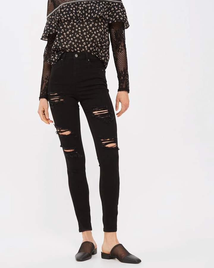 9b5cd37a67e Black Ripped Jeans For Women - ShopStyle Australia