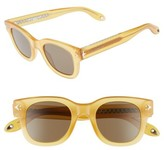 Givenchy Women's 47Mm Gradient Sunglasses - Ochre