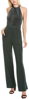 Donna Morgan Glitter Jumpsuit