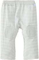 I Play I-Play Baby Organic Yoga Pants,Gray Stripe,12-18 Months