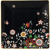 Wedgwood Wonderlust Oriental Jewel Tea Tray, Black/Multi, 14.5cm