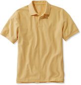 L.L. Bean Premium Double L Polo, Banded Short-Sleeve Traditional Fit