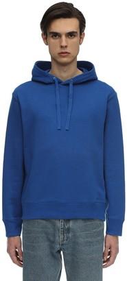 A.P.C. Maurice Cotton Blend Sweatshirt Hoodie