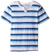 Splendid Littles Ombre Printed Stripe Tee Boy's Clothing