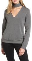 Bailey 44 Women's Eye Splice Choker Sweatshirt