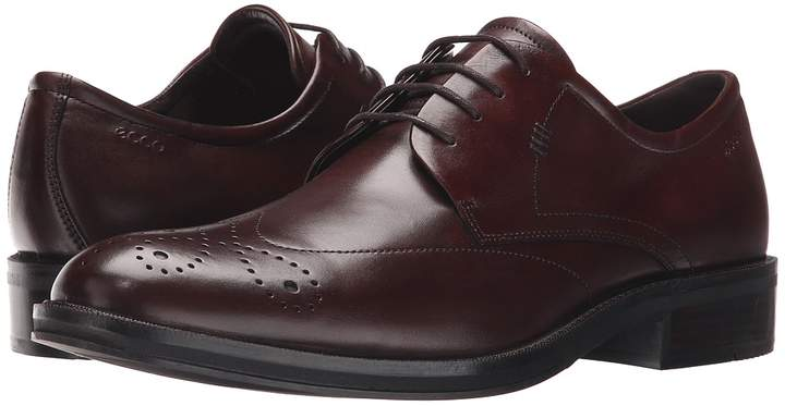 Ecco Henley Tie Men's Shoes