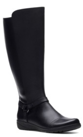 Clarks Women's Collection Cheyn Lindiews Boots Women's Shoes