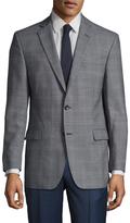 Brooks Brothers Regent Checkered Notch Lapel Sportcoat
