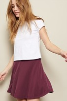 Garage Rose Petal Skater Skirt