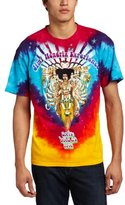Liquid Blue Men's Jimi Hendrix Axis Bold As Love T-Shirt