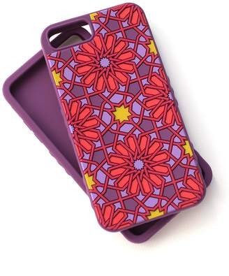 Tech Candy Kaleidoscopic Case iPhone 6/7/8 Plus - Purple Red