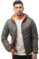 Crosshatch Mens Diagon Quilted Jacket Magnet