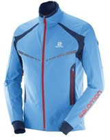 Salomon Men's RS Warm Softshell Jacket
