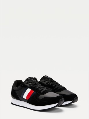 Tommy Hilfiger Mixed Material Icon Runner