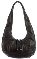 Devi Kroell Leather Zip Hobo