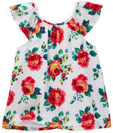 Joe Fresh Floral Blouse (Big Girls)