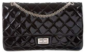 Chanel Patent Reissue 227 Double Flap Bag