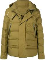 Norge Hooded Puffer Jacket