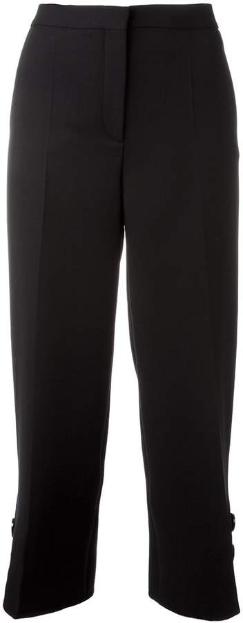 Salvatore Ferragamo cropped trousers