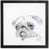 Graham & Brown Pug Wall Art