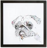 Graham & Brown Pug Wall Art