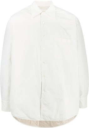 Our Legacy Crumpled Shirt Jacket