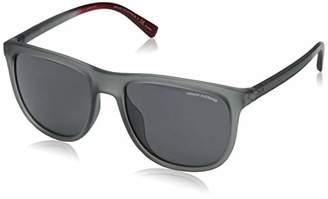 Armani Exchange A|X Men's AX4078SF Square Asian Fit Sunglasses