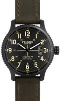 Filson Men's Mackinaw Field Chronograph Argonite Quartz Watch