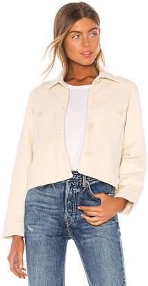 Amuse Society Lex Woven Jacket