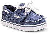 Sperry Girls' Bahama Crib Jr. Boat Shoes