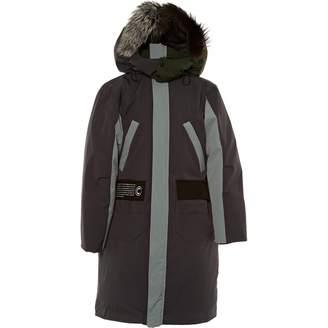 Colmar Grey Synthetic Coats