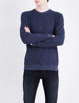 A.P.C. Jeremie cotton-blend jumper