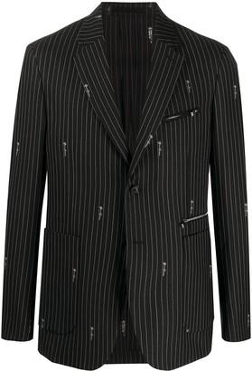 Versace GV Signature blazer