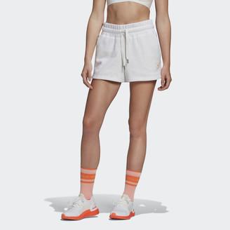 adidas by Stella McCartney Sweat Fleece Shorts