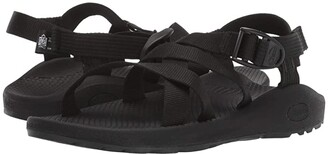 Chaco Banded Z/Cloud (Solid Black) Women's Shoes