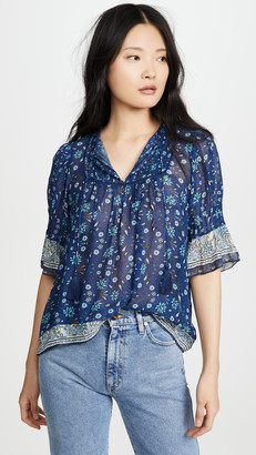 Sea Penelope Short Sleeve Top