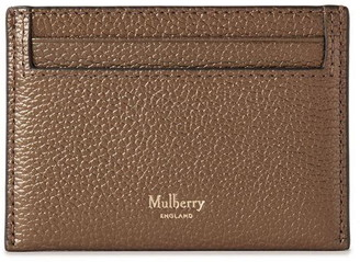 Mulberry Continental Credit Card Slip
