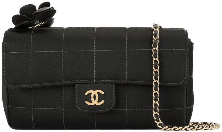 0303be67267c0c Chanel Black Magnetic Closure Handbags - ShopStyle