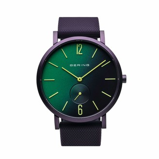 Bering Unisex Analogue Quartz Watch with Silicone Strap 16940-999