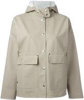 Stutterheim Sandviken jacket - women - PVC - XS