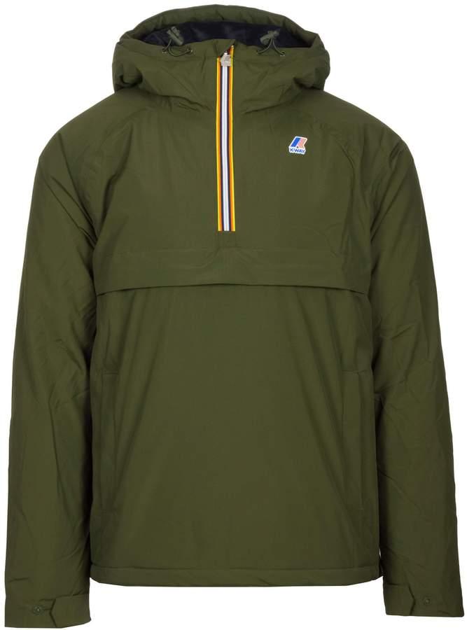 K-Way K Way Leonard Ripstop Marmotta Jacket