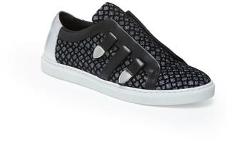 Mia Becar Malibu Sneaker - Night Sky Glitter