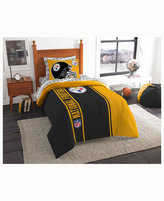 Northwest Company Pittsburgh Steelers 5-Piece Twin Bed Set