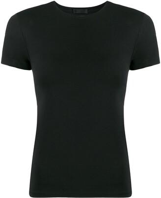 ATM Anthony Thomas Melillo short-sleeve fitted T-shirt