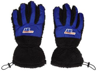 Ader Error Black Puppy Gloves