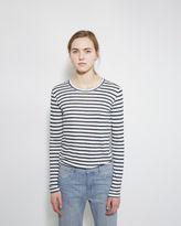 Etoile Isabel Marant Karon Striped Linen Tee