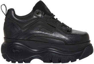 Windsor Smith Lupe Black Sneaker